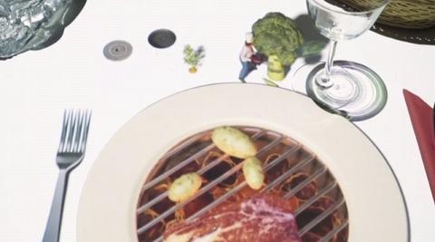 こびとが料理を作る?!突然現れたこびとシェフが作るディナーに感動!2   Art Energy