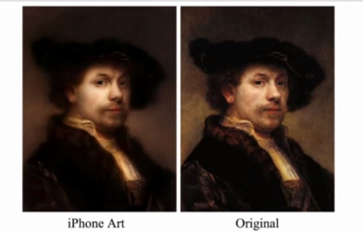 Rembrandt s portrait finger painting on iPhone by Seikou Yamaoka   YouTube